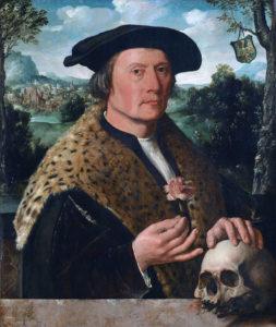 Pompeius Occo by Dirck Jacobsz, Rijksmuseum