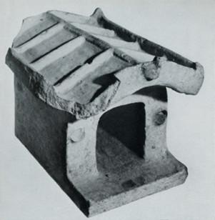 Architectural urn
